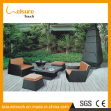Sofá ao ar livre do jardim do lazer da mobília da aparência moderna