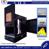 Машина маркировки лазера волокна металла лазера CKD с загерметизированным защитным чехлом