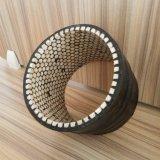 Керамика Flexibe EPDM высокого качества резиновый выровнянная шлангом