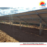 Sistema montado solar à terra resistente à corrosão elevado (SY0012)