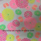 88%Polyester 12%Spandex Allover Drucken-Gewebe für Badebekleidung