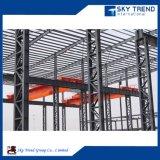 Конструкция и изготовление здания пакгауза мастерской стальной структуры большого диапазона
