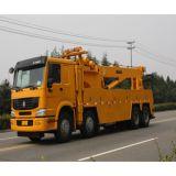 Hot Sale 8X4 HOWO Heavy Duty Wrecker Truck