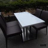 Kingkonree 현대 테이블 단단한 지상 식탁