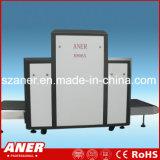 Máquina profissional da bagagem da raia de correia transportadora X do equipamento do controlo de segurança