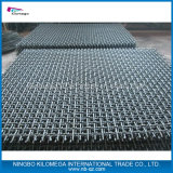 Acero Inoxidable de 6 mm de apertura de malla de alambre prensado / Pantalla de malla impermeable