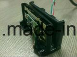 Mini lector de tarjetas interrumpido USB de la raya magnética del golpe fuerte Msr009