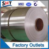 L'alta durezza laminato a freddo (201 304 316 410s) la bobina dell'acciaio inossidabile