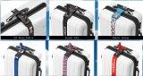 수화물 가늠자에서 건축되는 수화물 가늠자의 무게를 다는 대중적인 여행 가방