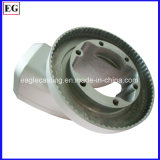 De aangepaste Delen van het Aluminium van de Dekking van de Versnellingsbak van de Mechanische Apparatuur