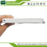 Côté portatif portatif de pouvoir de l'aluminium 5000mAh de crochet d'aperçus gratuits