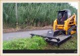 Cortador de hierba de la alta calidad conveniente para el cargador del buey del patín de XCMG