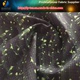 Tessuto del tessuto di seta naturale T400 con bruciato per l'indumento