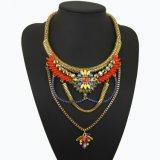 De Halsband van de Juwelen van de Manier van de legering met Parel