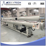 Ligne en plastique de machine d'extrusion de tube de PVC