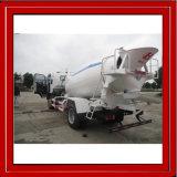 Isuzu 소형 구체 펌프 트럭, 소형 구체적인 트럭, 소형 트럭 시멘트 믹서