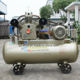 Kaishan 7bar Industrial AC Power Air Compressor met Single Tank W-3.2 / 7-D1