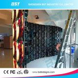 InnenVideodarstellung der miete-LED und Stadiums-Leistung 500mm x 500mm innerer und äußerer Lichtbogen