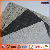 Каменный мраморный цвет гранита покрыл алюминиевую катушку (AE-504)