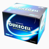 0% Mercury-alkalische trockene Batterie AA