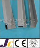 De aangepaste Industriële Profielen van het Aluminium, het Zilveren Aluminium van de Oxydatie (jc-p-81007)