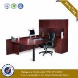 クルミのオフィス用家具現代クラスタ事務机(HX-FCD040)