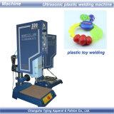 Macchina di plastica della saldatura a ultrasuoni della cassa del giocattolo della parte del giocattolo