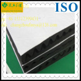 Personalizado esponja del filtro / PU Esponja china de múltiples funciones de la fábrica de la onda de la esponja Per-Cut / espuma personalizada
