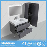 Muebles modernos del cuarto de baño del estilo con 2 cajones de la dimensión de una variable de U y cabinas de la talla (BF338D)