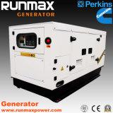 20kVA-1500kVA防音のCumminsの力の電気ディーゼル発電機(RM80C2)