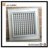 Grils ronds de renvoi flexibles d'Eggcrate de grilles d'aération de conduit d'air pour le plafond