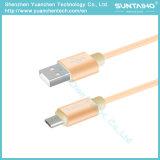 Быстрый поручая микро- кабель данным по USB для телефона Android Samsung