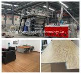 Nouveau WPC PVC Spc Artificial Marble Stone Floor Board Machine avec revêtement UV