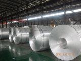 Bobina de aluminio cubierta película laminada en caliente excelente