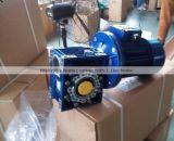 Getriebe der Endlosschrauben-Nmrv063 mit 1.1kw 1.5HP Motor oder Geschwindigkeits-Reduzierstück mit Motor