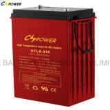 Sonnenkollektor-Gel-Batterie 6V420ah für Energien-Speicher