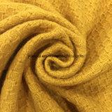 Tejido de lana trenzada Listo Greige