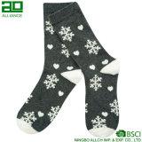 Qualitäts-preiswerte Baumwollmann-Mannschafts-Socken