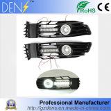 Mais baixa grade abundante dianteira da luz de névoa com diodo emissor de luz DRL para VW Passat 2000-2005