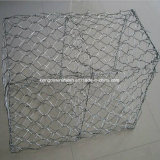 Коробка Wiremesh Gabion PVC Coated /Galvanized Gabion фабрики Китая Anping (XM-00B)