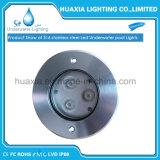 9W 스테인리스 방수 12V LED 수중 빛