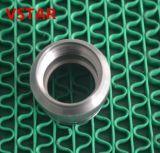 Parte di alluminio lavorante di CNC dell'OEM della fabbrica ISO9001 per macchinario
