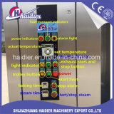 16 preços giratórios do forno do cozimento das bandejas/forno Diesel giratório da padaria