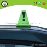 Коробка крыши таксомотора напольный рекламировать СИД светлая