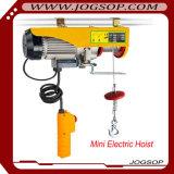PA800 mini type petit élévateur électrique de câble métallique de PA