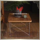 茶表(RS161002)のコーヒーテーブルの側面表のステンレス鋼の家具の現代家具