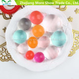 Big Crystal Soil Mud Hydrogel Gel Enfants Toy Water Beads Growing up Water Balls Décoration intérieure