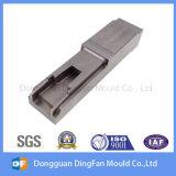 Pieza que trabaja a máquina modificada para requisitos particulares del CNC de la precisión para el sensor