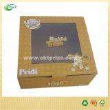 カスタム赤ん坊は浮彫りになることを用いるギフト用の箱を倉庫に入れる(CKT-CB-430)