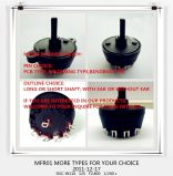Interruptor Mfr01 rotativo com tampões e porcas